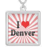 Amo Denver, Estados Unidos Grimpolas Personalizadas