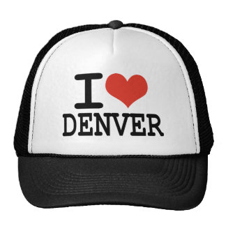 Amo Denver Gorras