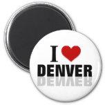 Amo Denver Imanes De Nevera