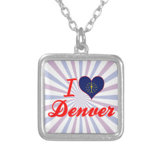 Amo Denver Indiana Collares Personalizados