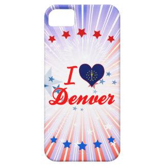 Amo Denver Indiana iPhone 5 Case-Mate Carcasas
