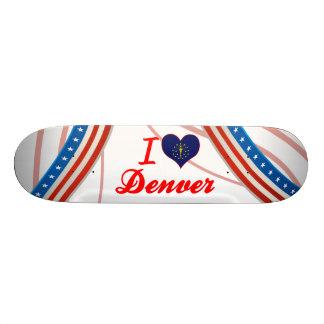 Amo Denver Indiana Monopatines