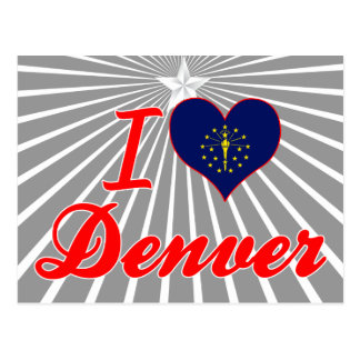 Amo Denver Indiana Postal