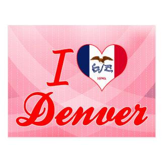 Amo Denver, Iowa Postal