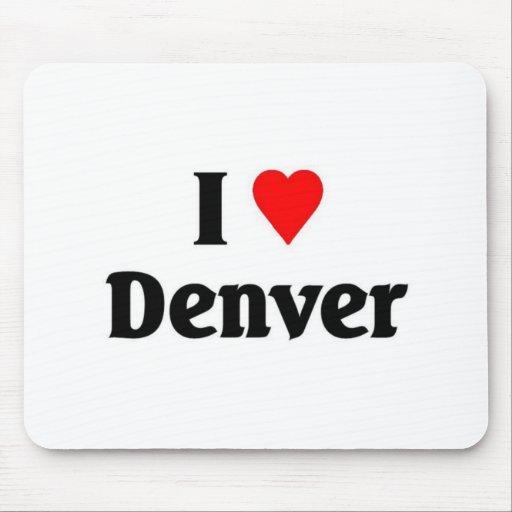 Amo Denver Mousepads