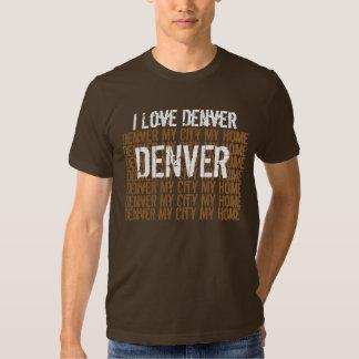 Amo Denver V1 Remeras