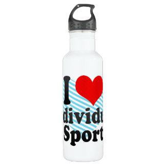 Amo deporte individual