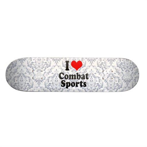Amo deportes del combate tablas de skate