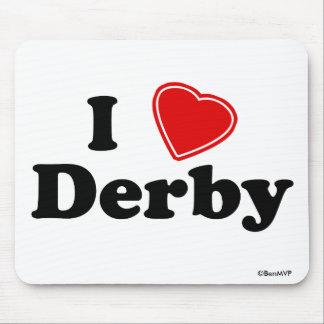 Amo Derby Alfombrillas De Ratones