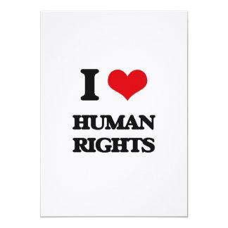 Amo derechos humanos anuncio