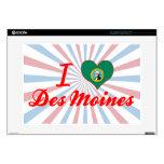 Amo Des Moines, Washington Skins Para 38,1cm Portátiles