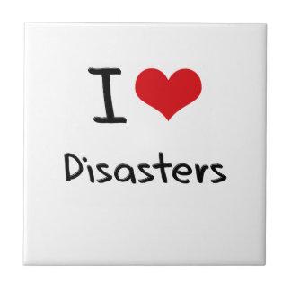 Amo desastres azulejos