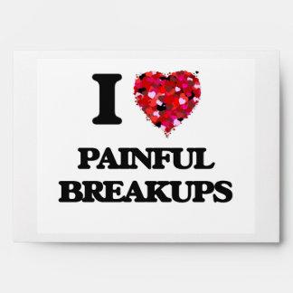 Amo desintegraciones dolorosas sobre