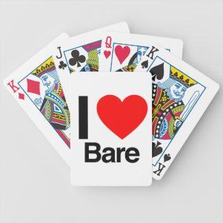 amo desnudo cartas de juego