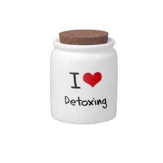 Amo Detoxing Jarras Para Caramelos