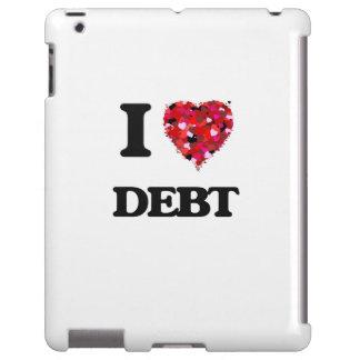 Amo deuda funda para iPad
