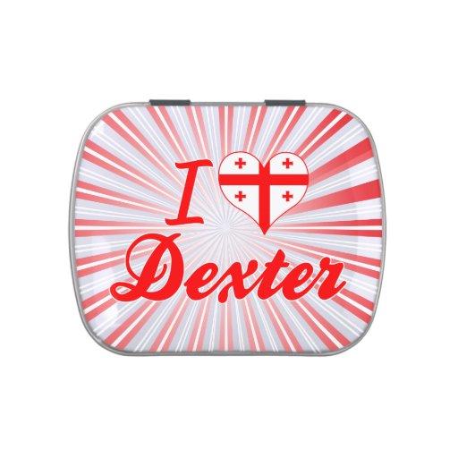 Amo Dexter, Georgia Latas De Caramelos