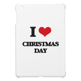 Amo día de navidad