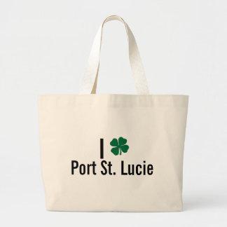 Amo día del St Patricks de Sta. Lucía del puerto ( Bolsas