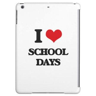 Amo días escolares