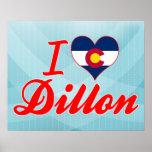 Amo Dillon, Colorado Impresiones