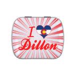 Amo Dillon, Colorado Latas De Dulces