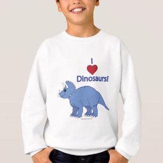 Amo dinosaurios: Triceratops Polera