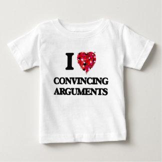 Amo discusiones convincentemente playeras