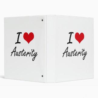 """Amo diseño artístico de la austeridad carpeta 1"""""""