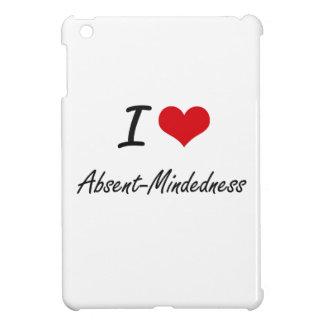 Amo diseño artístico del Ausente-Mindedness