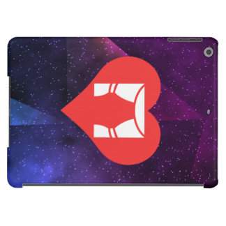 Amo diseño de las cortinas funda para iPad air