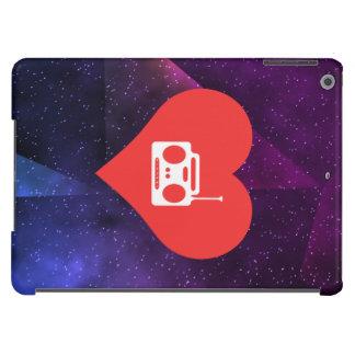 Amo diseño de las radios funda para iPad air