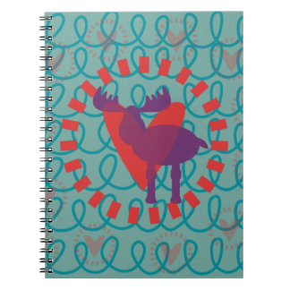 Amo diseño del amante de naturaleza del Doodle del Cuaderno