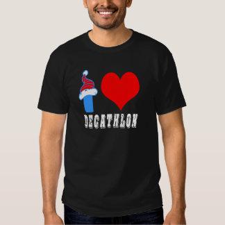 Amo diseño del Decathlon Polera