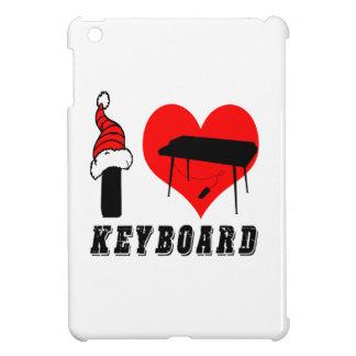 Amo diseño del teclado iPad mini cárcasa