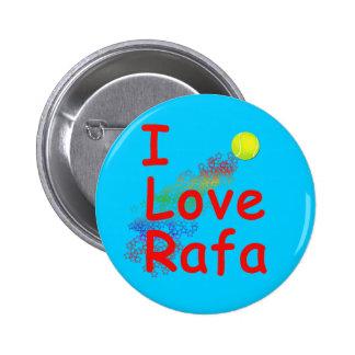 Amo diseño del tenis de Rafa Pin
