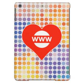 Amo diseño funda para iPad air