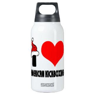 Amo diseño kickboxing americano
