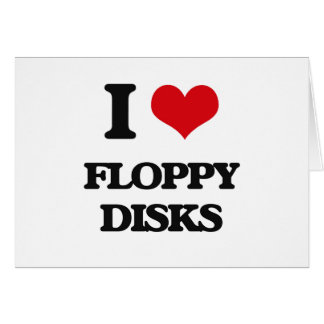 AMO diskettes Tarjetas