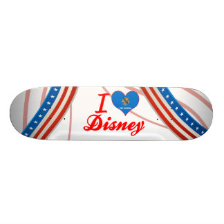 Amo Disney, Oklahoma Monopatín Personalizado