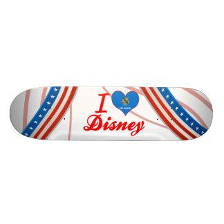 Amo Disney, Oklahoma Patin Personalizado