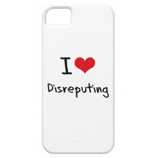 Amo Disreputing iPhone 5 Case-Mate Fundas