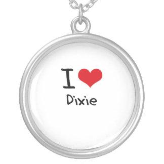 Amo Dixie Collar Personalizado