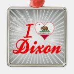 Amo Dixon, California Ornatos
