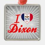 Amo Dixon, Iowa Adorno