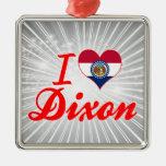 Amo Dixon, Missouri Ornamento Para Reyes Magos
