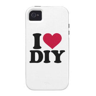 Amo DIY Case-Mate iPhone 4 Carcasas