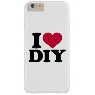 Amo DIY Funda De iPhone 6 Plus Barely There