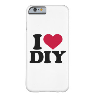 Amo DIY Funda De iPhone 6 Barely There