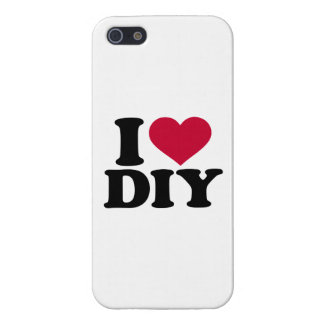 Amo DIY iPhone 5 Carcasas